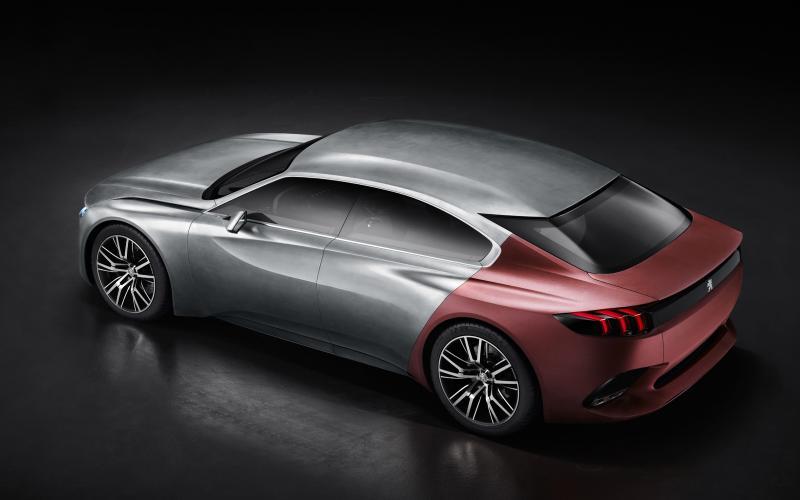 How Peugeot's Exalt will take on the luxury world