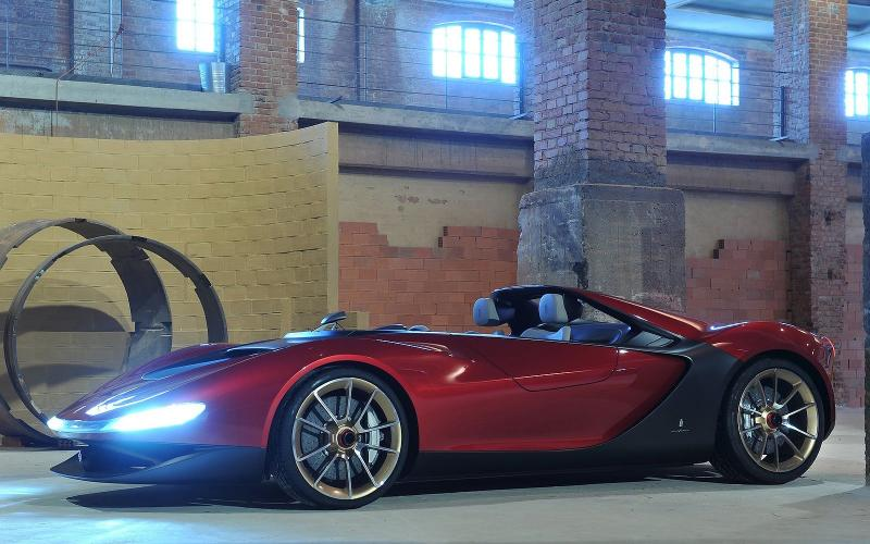 Pininfarina Sergio concept to get limited production run
