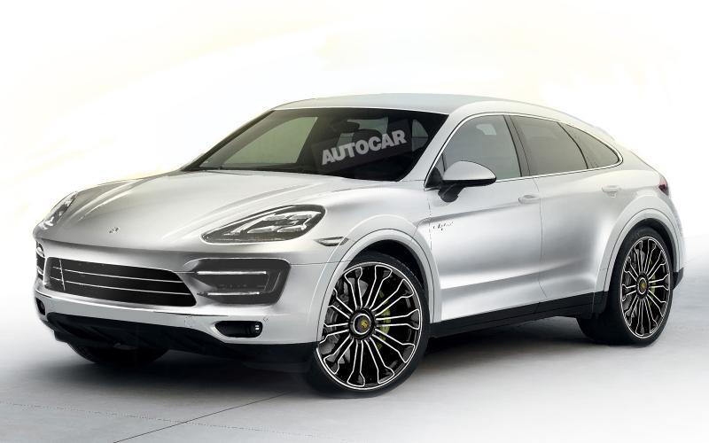 Porsche plans new Cayenne coupe