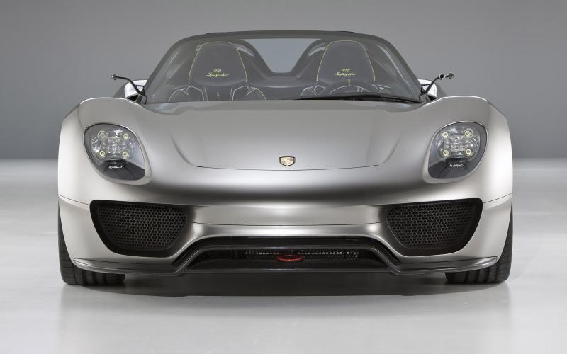 Porsche 918 Spyder 'on sale'