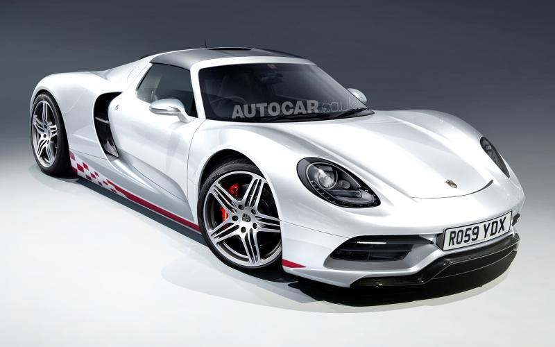 Porsche mulls flat-8 for Ferrari rival