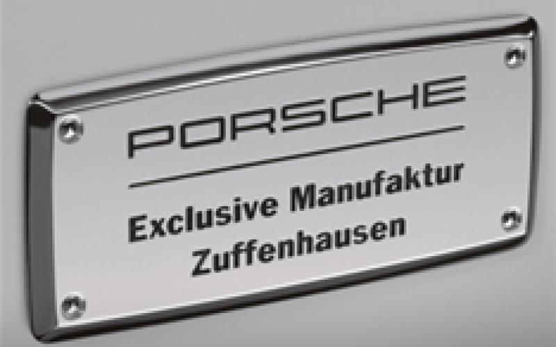 Porsche reveals electric car plan