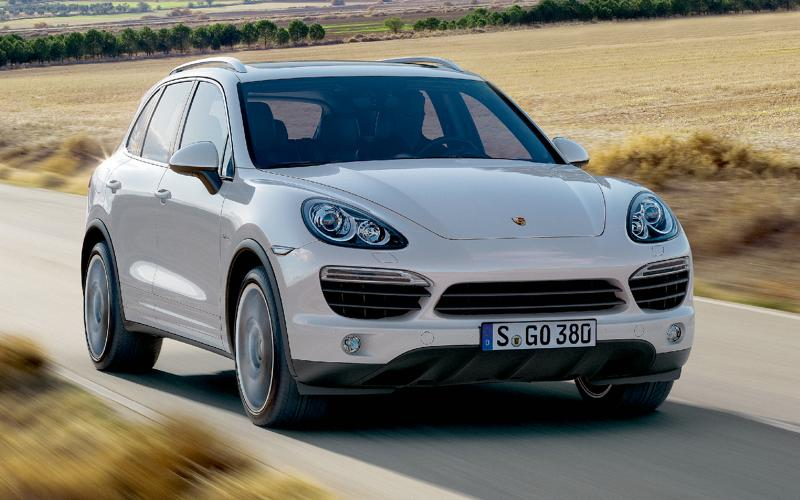 Porsche rules out baby SUV