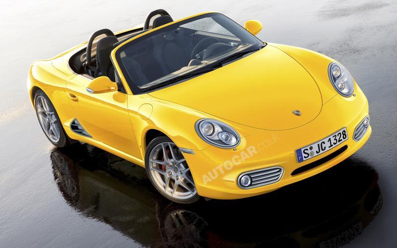 Future Porsches put on hold