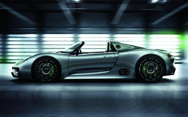 Porsche 'will build 918'