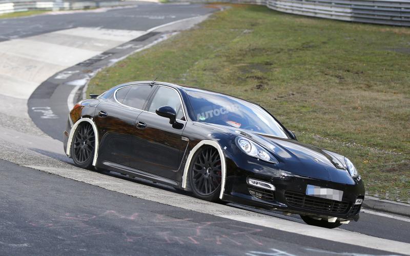 Next Porsche Panamera to get new V6 and V8 engines