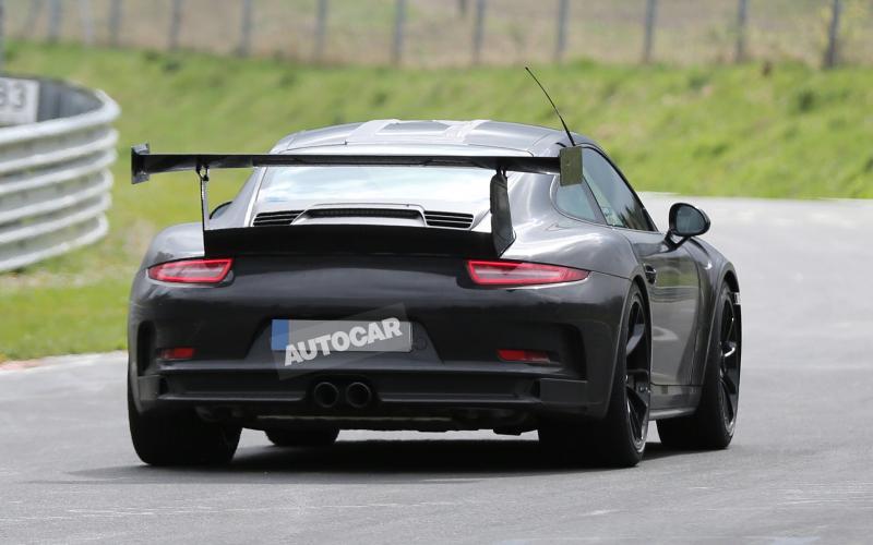 Porsche 911 GT3 RS to get 500bhp