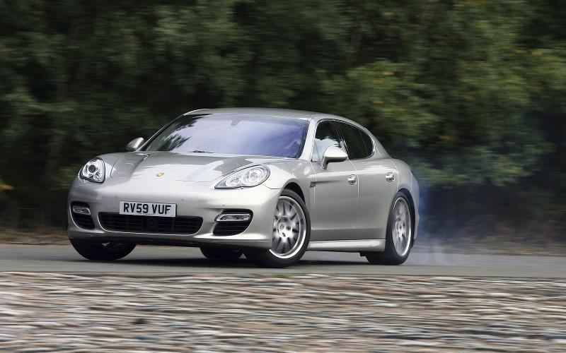 Porsche recalls all Panameras