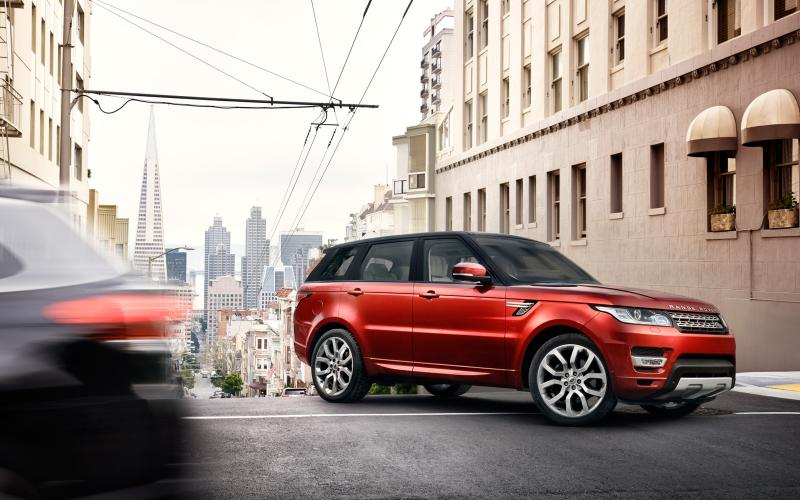 Range Rover Sport: Gerry McGovern Q&A