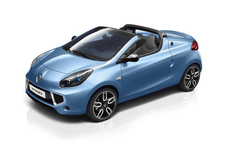 Geneva motor show: Renault Wind