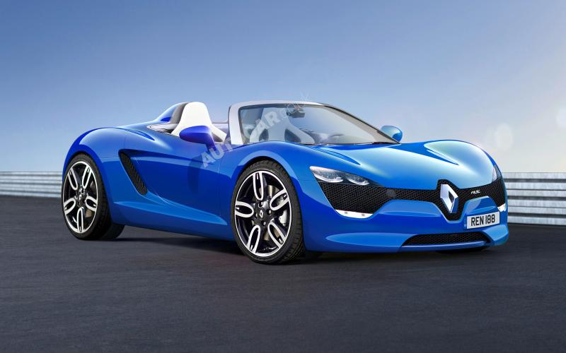 Renaultsport to make roadster