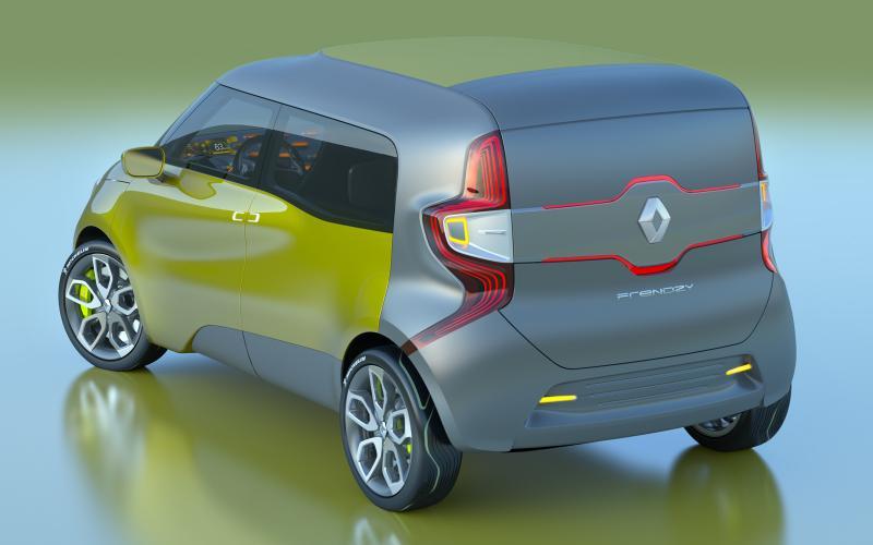 Frankfurt show - Renault Frendzy