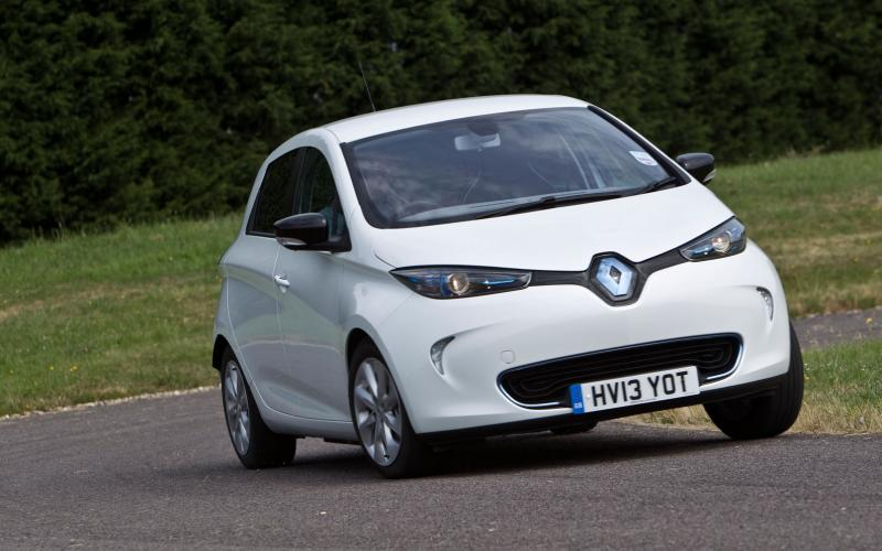 Renault to focus on existing electric stock, says EV boss