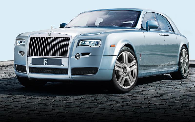 Rolls-Royce starts work on all-new Phantom