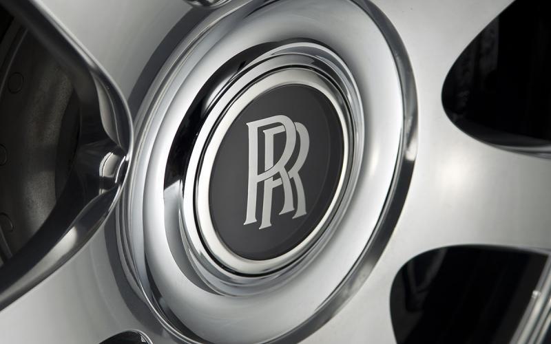 Rolls-Royce SUV under evaluation