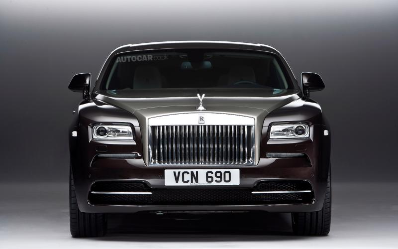 Rolls-Royce plans Wraith convertible; denies SUV plan