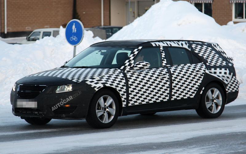 Saab 9-5 estate 'confirmed'