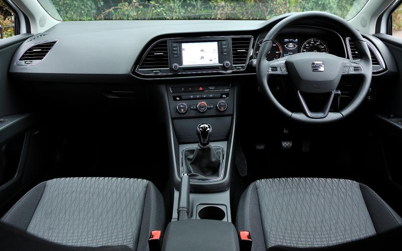 Seat Leon 1.6 TDI SE first drive review