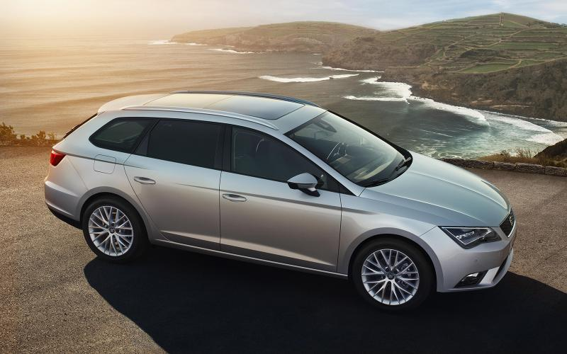 New Seat Leon ST estate revealed