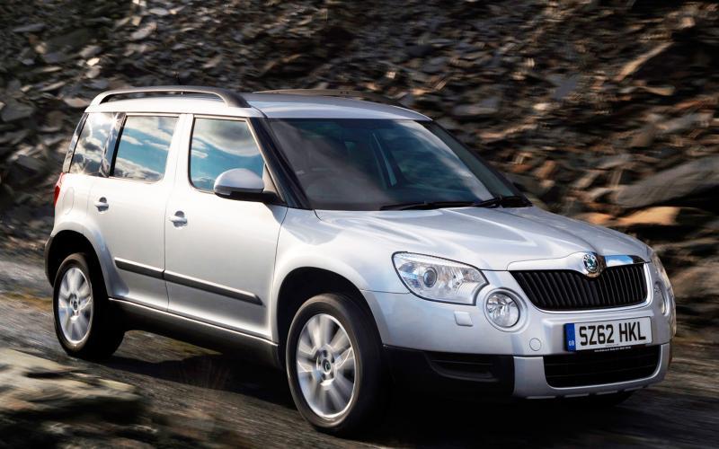 Skoda plans Evoque-style SUV and Octavia CC