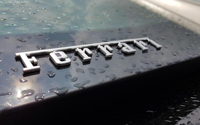 Ferrari 488 GTB logo
