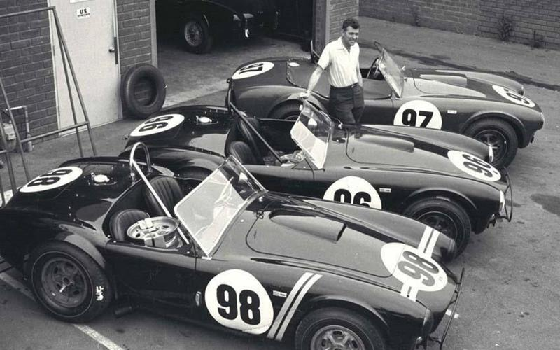 Carroll Shelby's story is one of grit and determination.