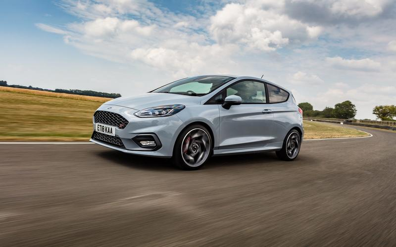 The Ford Fiesta led the UK's sales chart in 2009, 2019 and every year in between.