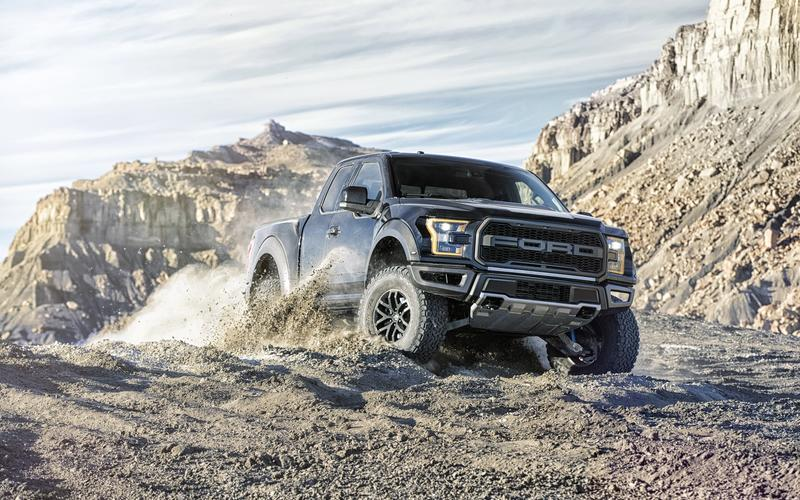 Ford's F-Series stands proud as one of the best-selling vehicles on the planet.