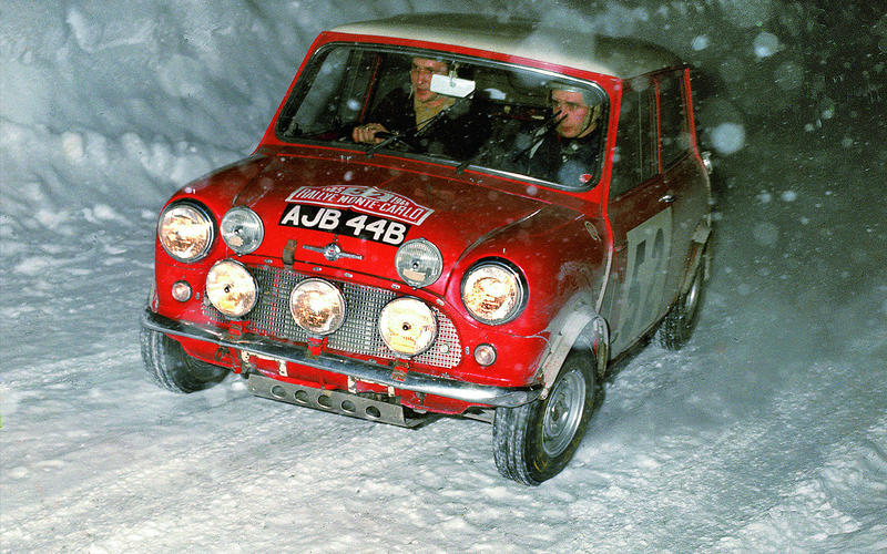 The Mini is celebrating its 60th birthday in the next few weeks.