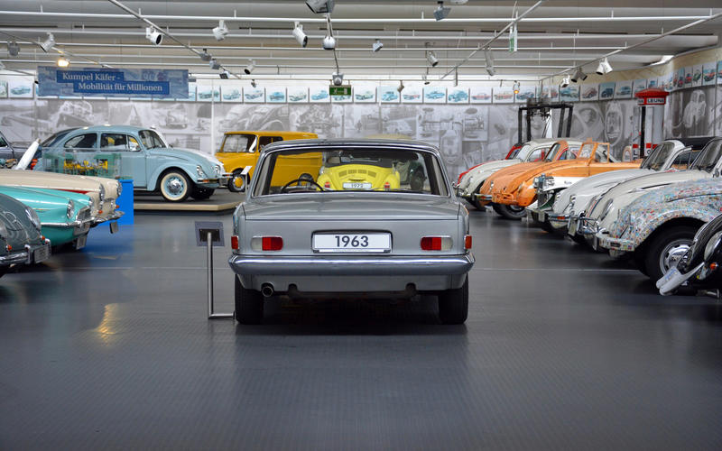 Volkswagen runs two museums in its home town of Wolfsburg.