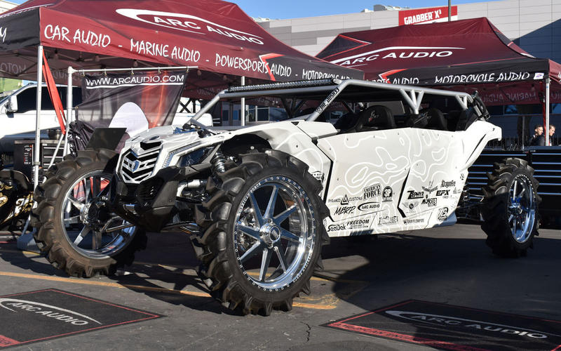 The Specialty Equipment Market Association (SEMA) Show has just kicked off in Las Vegas this week.