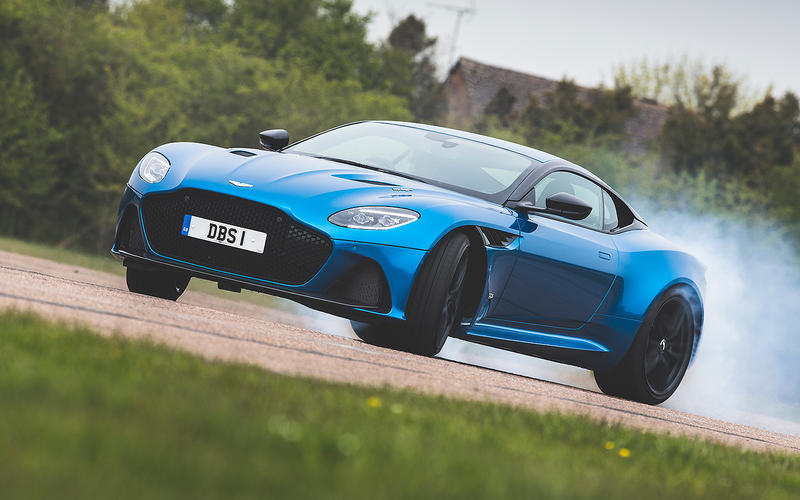 Aston Martin is heading in a new direction.