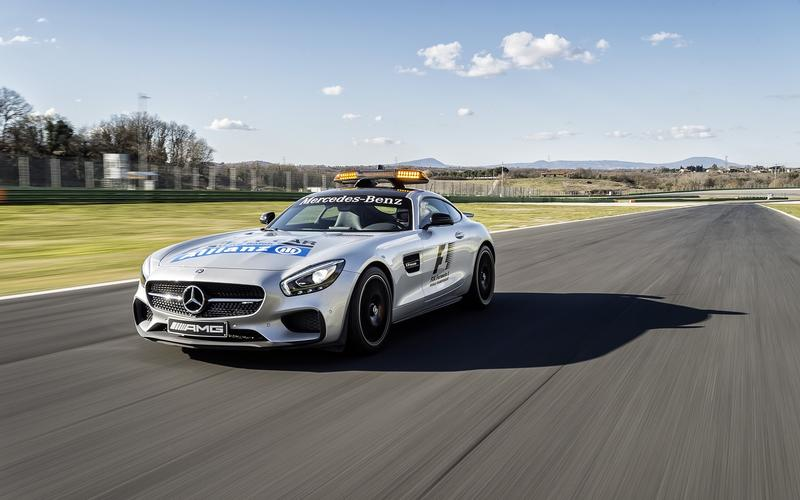 Safety cars are now a common sight in motorsport.