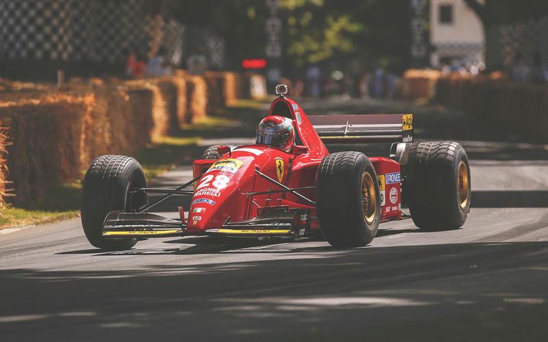 Ferrari 412T2 (1995)