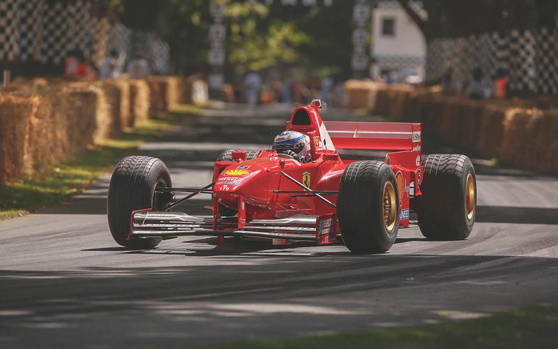 Ferrari F310 (1996)