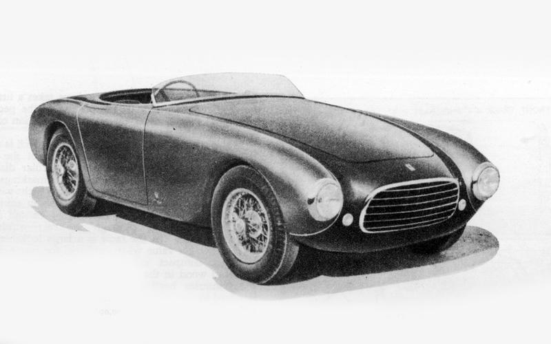Ferrari 212 two-seater (1951)