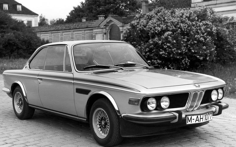 BMW 3.0 CSL (1973)