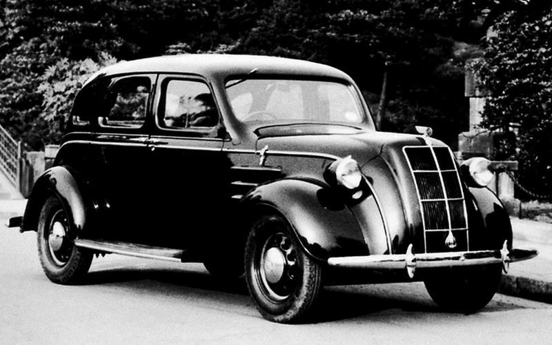 Toyota AA (1936)