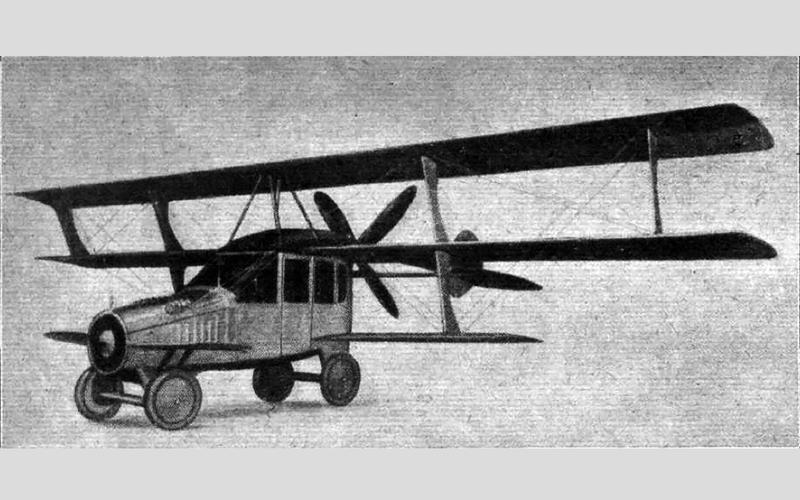 Curtiss Autoplane (1917)