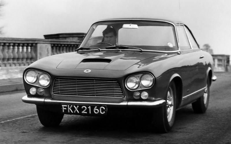 Gordon-Keeble GT (1960)