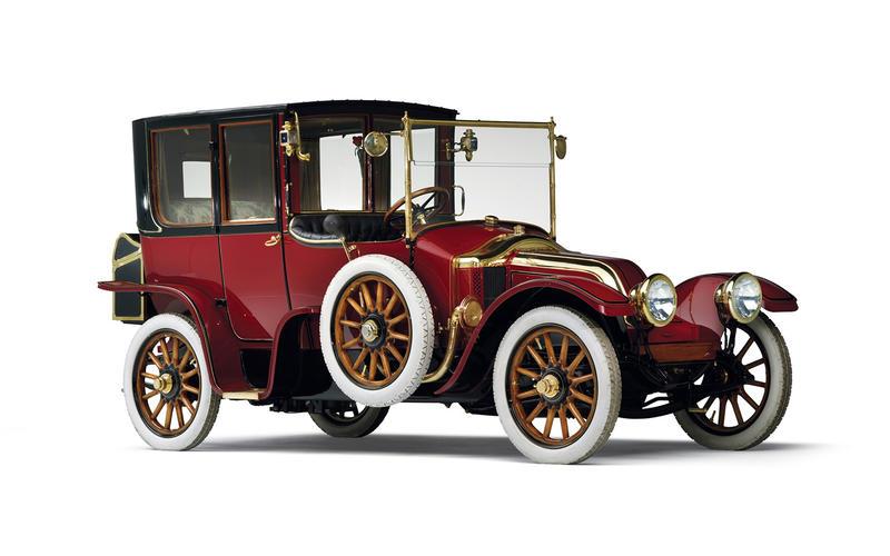 Titanic's car