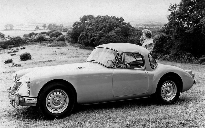 MGA Twin Cam (1958)