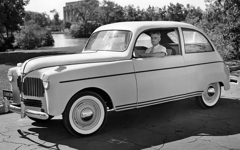 Soybean car (1941)