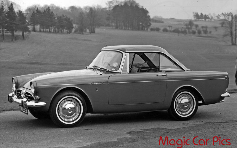 Sunbeam Tiger (1964)