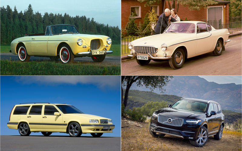 Earlier this year Volvo quietly notched up 90 years of car making.