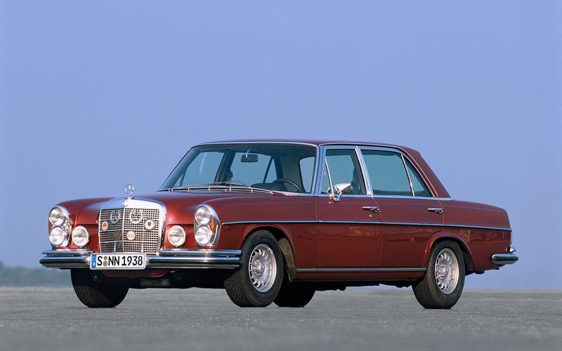 Mercedes 300 SEL 6.3 (1968)
