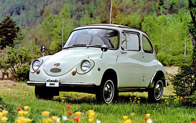 Subaru 360 (1958)