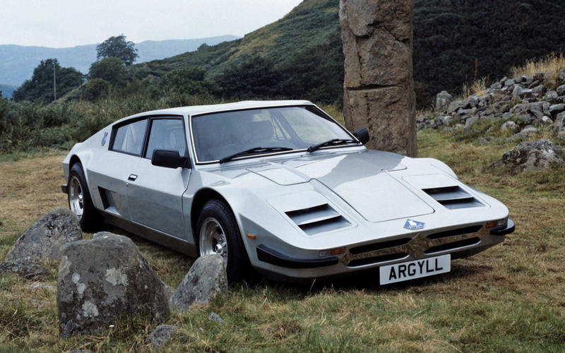 Argyll GT (1976)