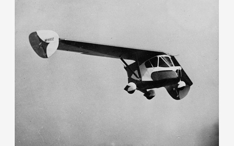 Waterman Arrowbile (1937)