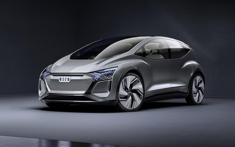 44: Audi AI:ME